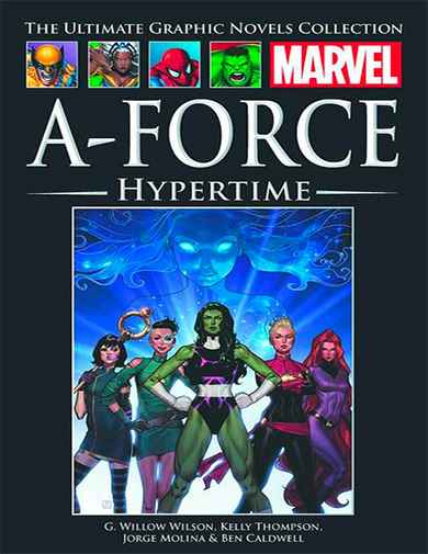 A-Force: Hypertime