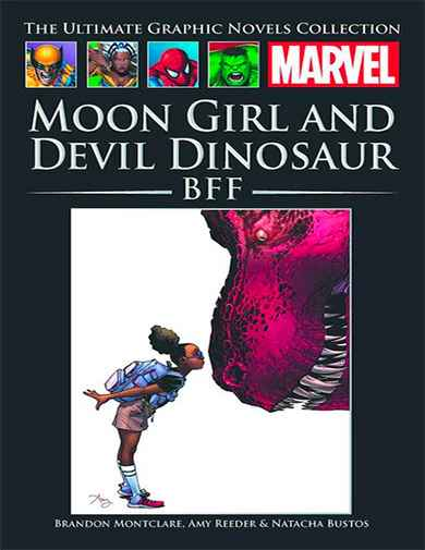 Moon Girl and Devil Dinosaur: BFF