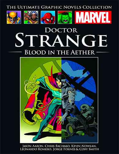 Dr Strange: Blood In The Aether