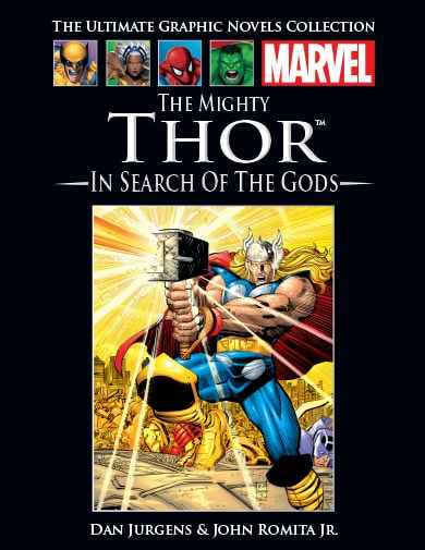 The Mighty Thor: In Search of the Gods