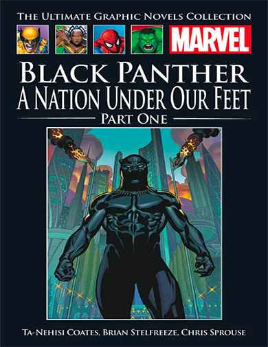 Black Panther: A Nation Under Our Feet Part 1