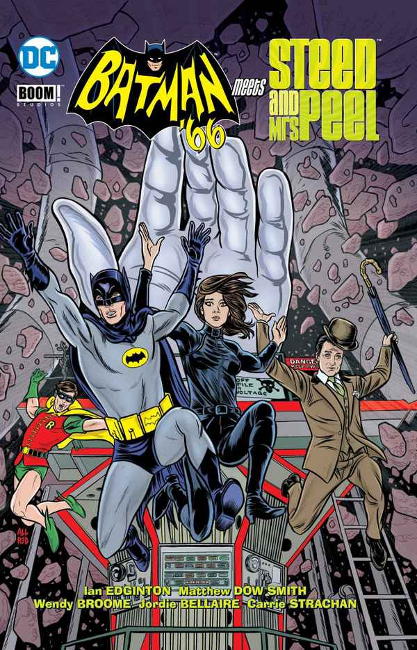 Batman '66 Meets Steed & Mrs Peel