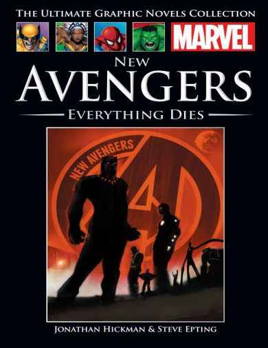 New Avengers: Everything Dies