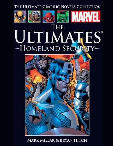 The Ultimates: Homeland Security