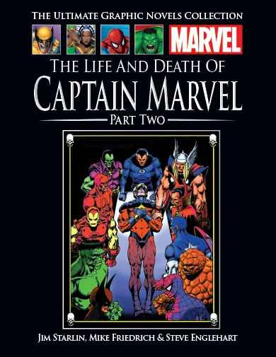 The Life and Death of Captain Marvel (Part 2)