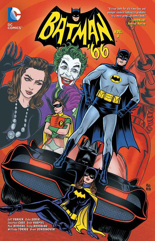 Batman '66 Volume 3