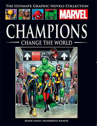 The Champions: Change the World