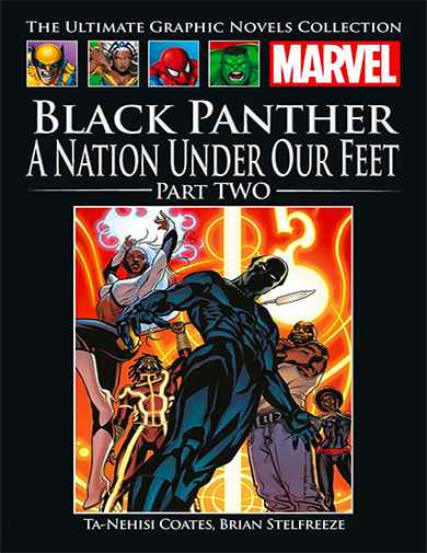 Black Panther: A Nation Under Our Feet Part 2