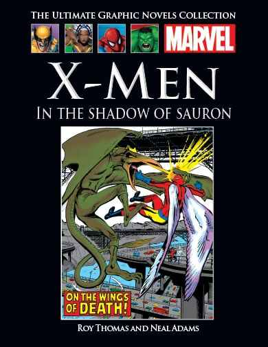 X-Men: In the Shadow of Sauron