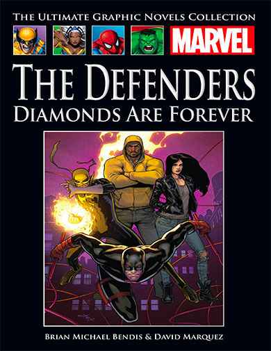 Defenders: Diamonds are Forever