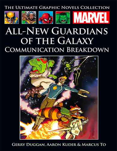 All-New Guardians of the Galaxy: Communication Breakdown