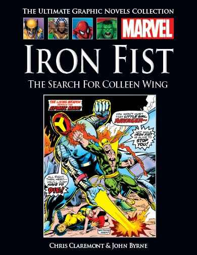 Iron Fist: The Search for Colleen Wing