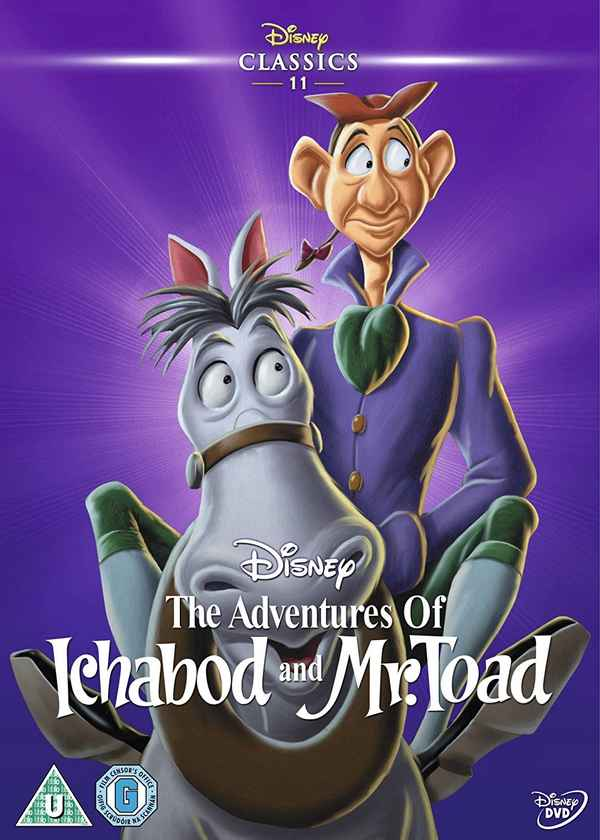 The Adventures of Ichabod and Mr Toad