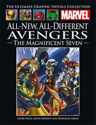 All New, All Different Avengers: The Magnificent Seven