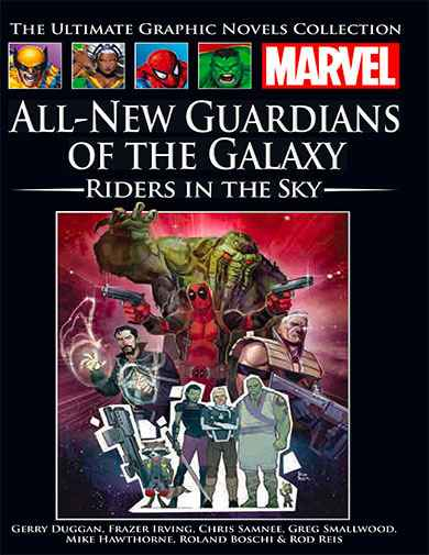All-New Guardians of the Galaxy: Riders in the Sky