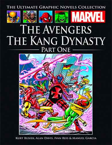 Avengers: The Kang Dynasty Part 1