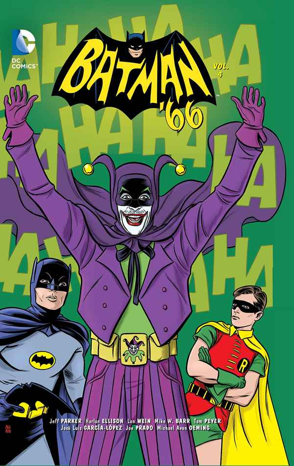 Batman '66 Volume 4