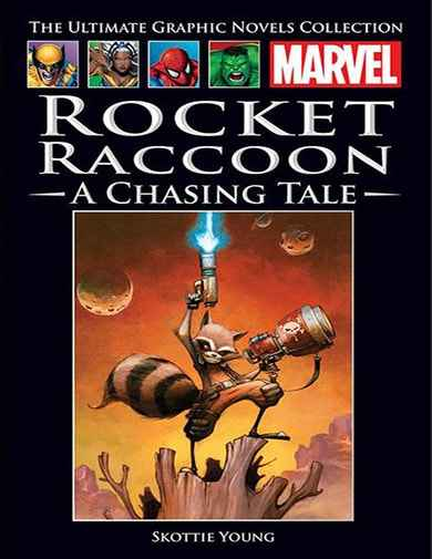 Rocket Raccoon: A Chasing Tail!