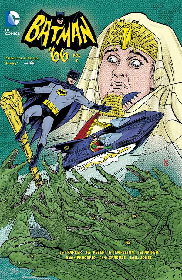 Batman '66 Volume 2