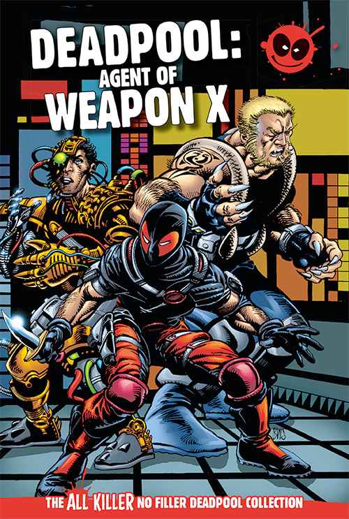 Deadpool: Agent of Weapon X