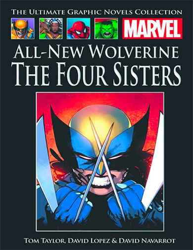 All-New Wolverine: The Four Sisters