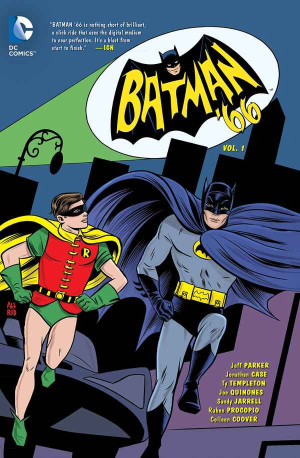 Batman '66 Volume 1