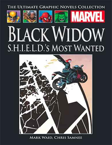 Black Widow: S.H.I.E.L.D.'s Most Wanted