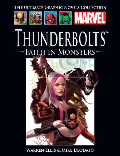 Thunderbolts: Faith In Monsters