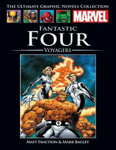 Fantastic Four: Voyagers