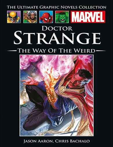 Doctor Strange: The Way of the Weird