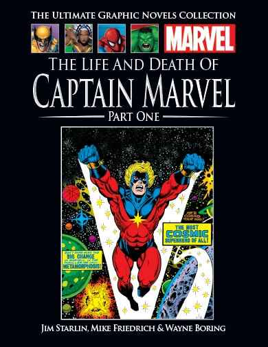 The Life and Death of Captain Marvel (Part 1)