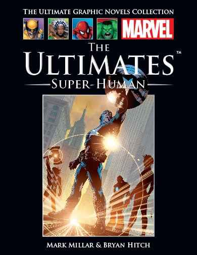 The Ultimates: Super-Human
