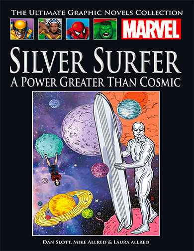 Silver Surfer: A Power Greater than Cosmic