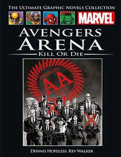 Avengers Arena: Kill or Die