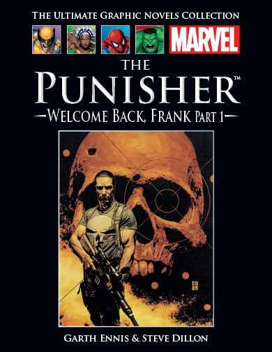 Punisher: Welcome Back Frank (Part 1)